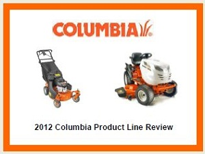 2012 Columbia products
