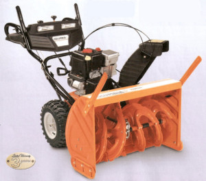 MODEL 10528GC SNOWBLOWER